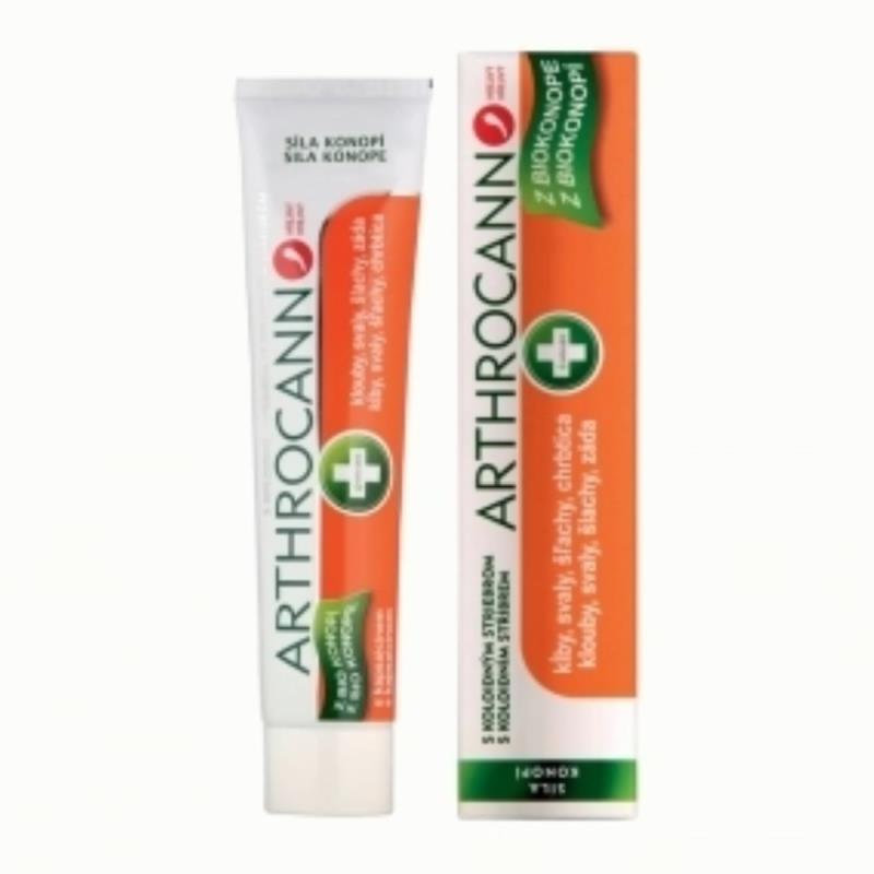 Annabis ARTHROCANN hrejivý 75ml
