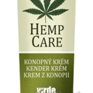 VIRDE HEMP CARE konopný krém 1x200 ml